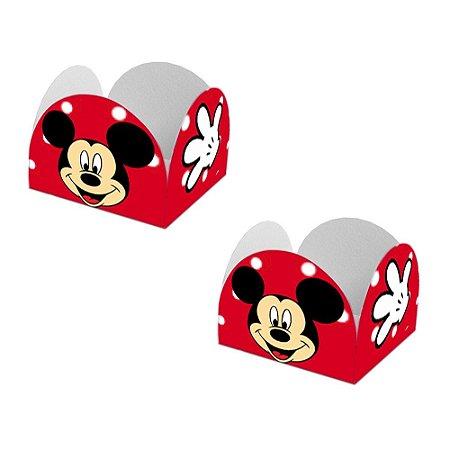 20 Forminhas de Doces Caixeta Mickey