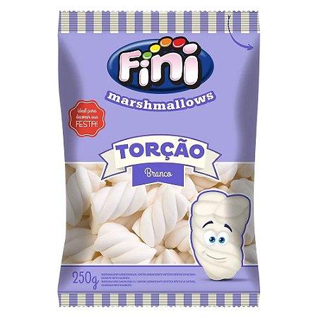 Marshmallow Fini Torção Branco 250g
