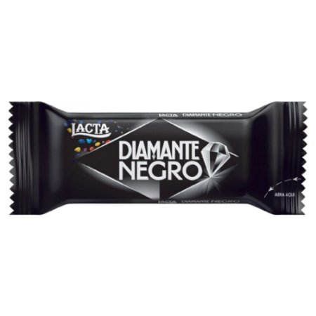 Chocolate Diamante Negro Lacta 20g - 1 Unidade