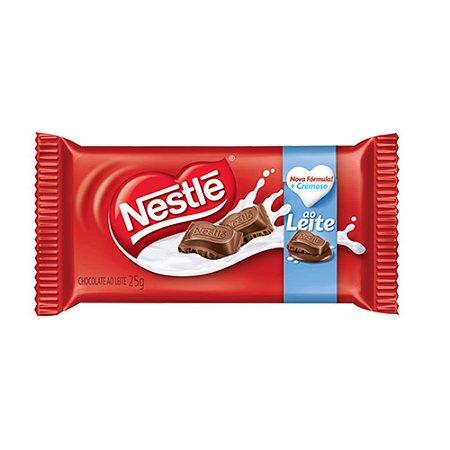 Chocolate ao Leite Classic Nestlé 25g - 1 Unidade
