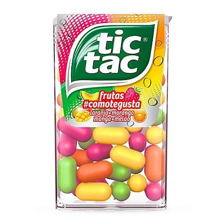 Tic Tac Frutas Como Te Gusta - 1 Unidade