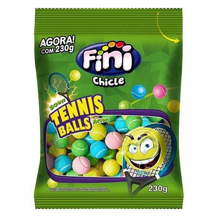 Fini Chicle Ácido Tennis Ball 230g