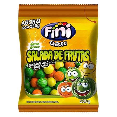 Fini Chicle Ácido Salada de Frutas 230g