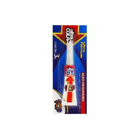 Cola Instantânea Ultra Cola POP 3g - 1 Unidades