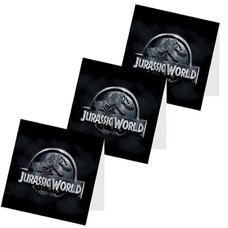 12 Capas de Pirulito Jurassic World