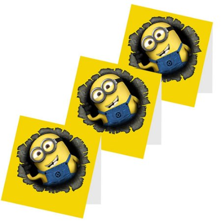 12 Capas de Pirulito Minions