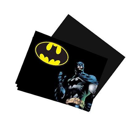 4 Imãs de Geladeira Batman Geek 105x148mm