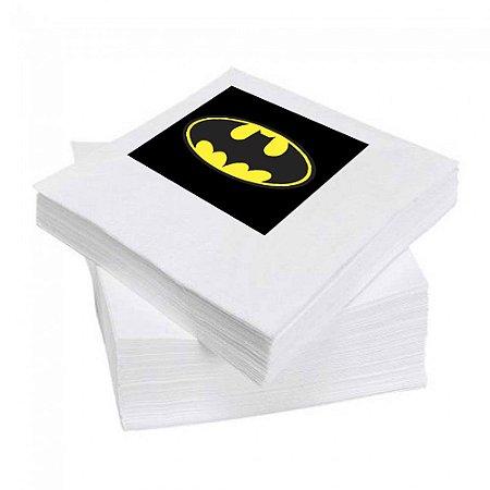 8 Guardanapos Batman Geek