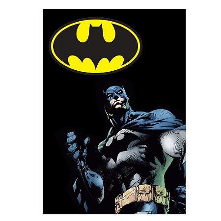 Poster Batman Geek 30x43 - 1 Unidade