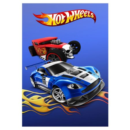 Poster Hot Wheels 30x43 - 1 Unidade