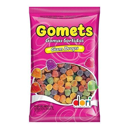 Bala de Goma Gomets Dori 1kg