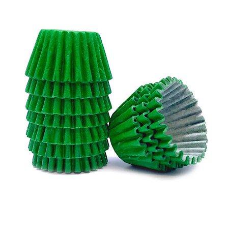 Forminha para Docinhos Nº6 Verde - 100 Unidades