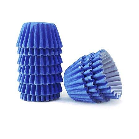 Forminha para Docinhos Nº6 Azul - 100 Unidades