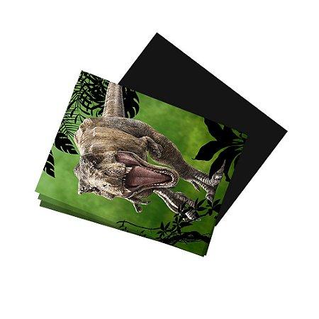 8 Imãs de Geladeira Dinossauros 74x105mm