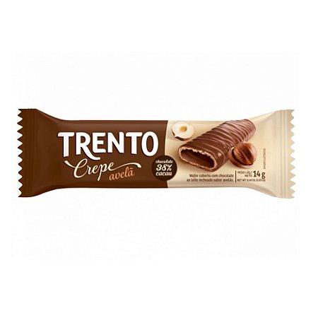 Chocolate Trento Crepe Avelã 14g - 1 Unidade
