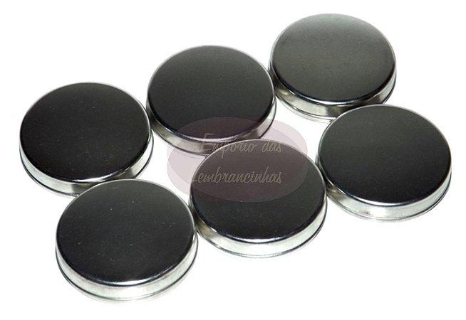 10 Latinhas para Lembrancinha em Metal Mint to Be 5x1cm