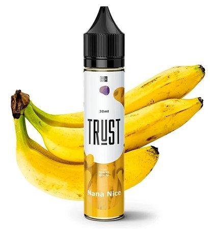 E-Liquid Nana Nice   Trust Juices