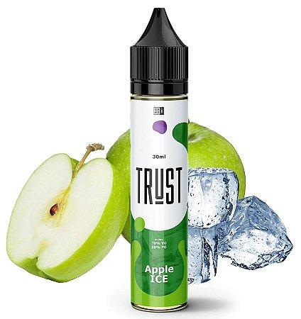 E-Liquid Apple Ice   Trust Juices