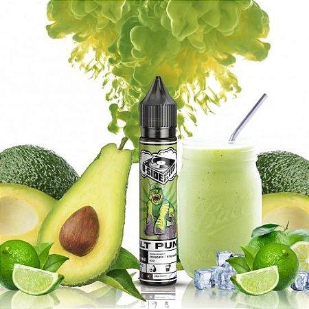 E-Liquid Nic Salt Green Smoothie   B-Side