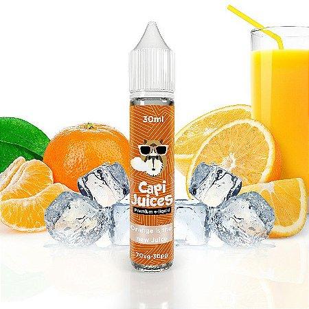 E-Liquid Orange Is The New Juice | Capijuices