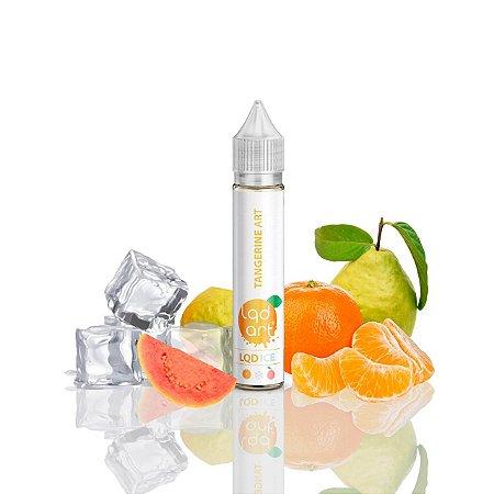 E-Liquid Tangerine Art Ice | LQD Art
