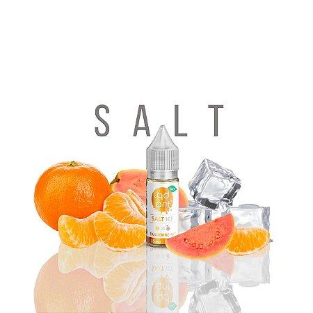 E-Liquid Nic Salt Tangerine Ice | LQD Art