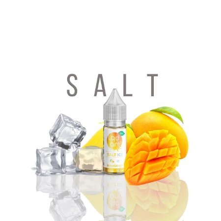 E-Liquid Nic Salt Mango Art Ice | LQD Art