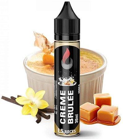 E-Liquid Creme Brulée | LS Juices