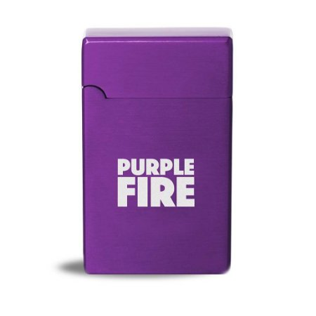Isqueiro Purple Fire Clássico