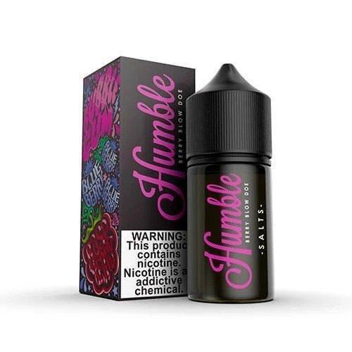 E-Liquid Nic Salt Berry Blow Doe | Humble