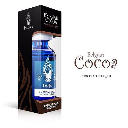 E-Liquid Halo Belgian Cocoa