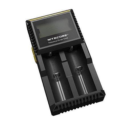 Carregador de Baterias DigiCharger D2 - NITECORE