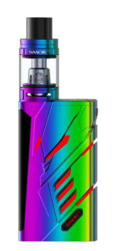Vaporizador T-Priv Kit 7 Colors (Líquidos) - SMOK