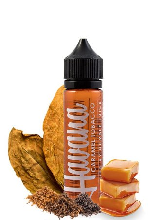E-Liquid Havana Caramel Tobacco (60ml) - Humble