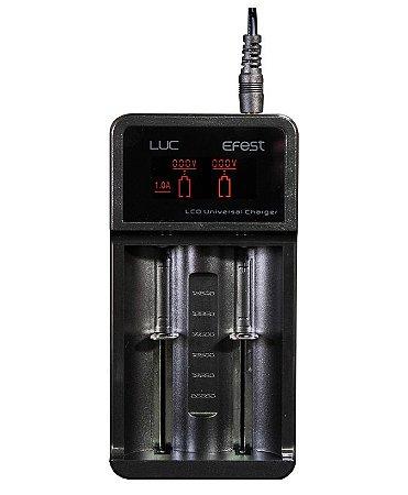 Carregador de Baterias LUC V2 - Efest
