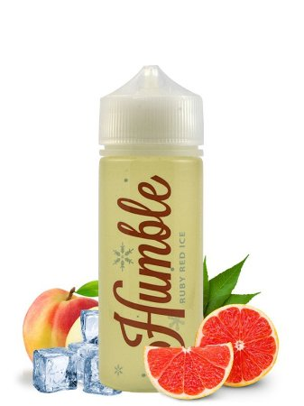E-Liquid Humble Ice Ruby Red  120ml - Humble