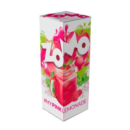 E-Liquid My Pink Lemonade (60ml) | Zomo