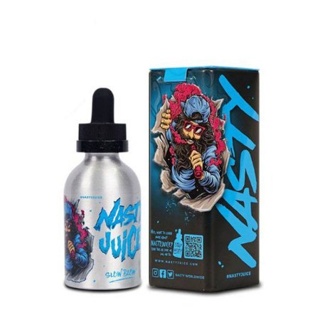E-Liquid Slow Blow (60ml) | Nasty Juice