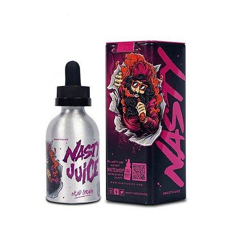 E-Liquid Asap Grape (60ml) | Nasty Juice
