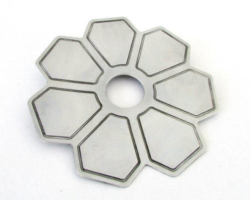 Prato De Aluminio Para Absolut Narguile