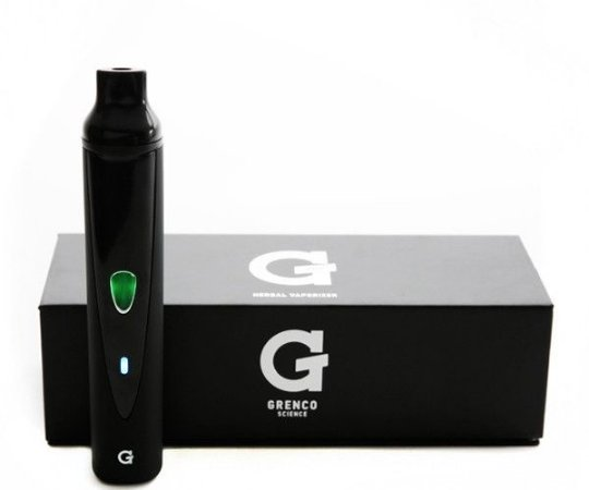 Vaporizador De Ervas - Grenco Science - Gpro | Black