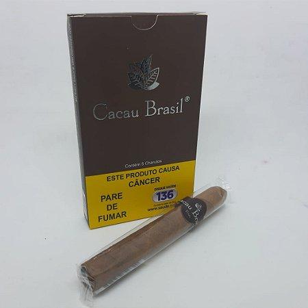 CHARUTO CACAU BRASIL - CHOCOLATE