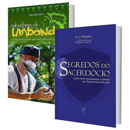 SABEDORIA DE UMBANDA + SEGREDOS DO SACERDÓCIO (Autografados)