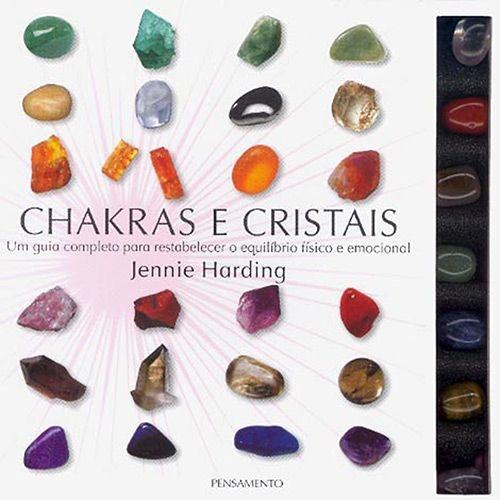 CHAKRAS E CRISTAIS