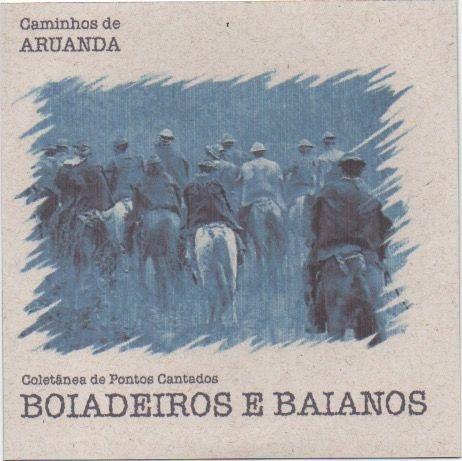 PONTOS DE BOIADEIRO E BAIANO