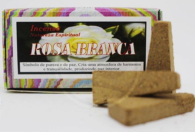 DEFUMADOR DE ROSA BRANCA