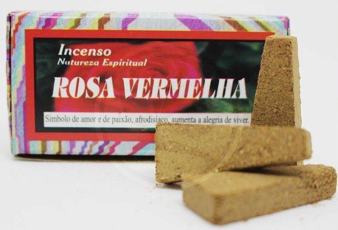 DEFUMADOR DE ROSA VERMELHA