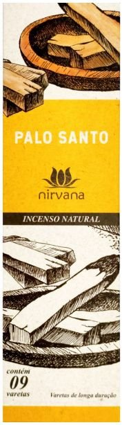 INCENSO NATURAL PALO SANTO