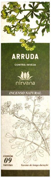 INCENSO NATURAL DE ARRUDA