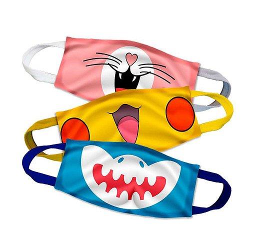 Máscara de Proteção - 10 unidades